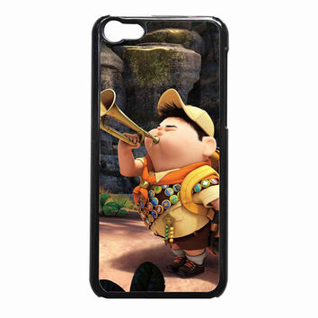 Russell Boy with terompet de44091a-30a5-485f-acd8-e2e976c48e09 FOR iPhone 5C CASE *NP*