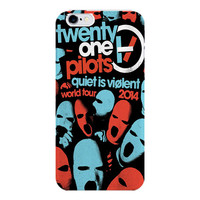 Twenty One Pilots Poster For iPhone 6 / 6 Plus Case