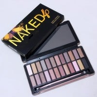 NK 4 7 8 Shimmer Eyeshadow With Brush Kit Makeup 24 Color Naked Palette Cosmetic Face Care Classic Professional Pop Color Set