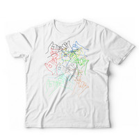 Pinky Promise Scribble Tee