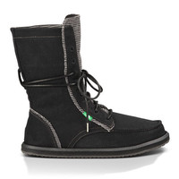 Sanuk® Stevie for Women | Distressed Canvas Boots at Sanuk.com
