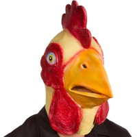 Giant Animal Masks by Allures & Illusions - Chicken Head Costume Mask