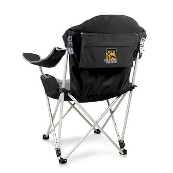 Reclining Camp Chair - Colorado College Tigers
