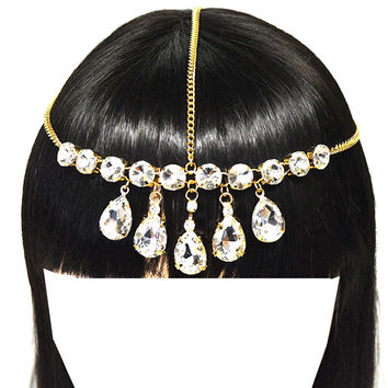 Goddess Hair Chain