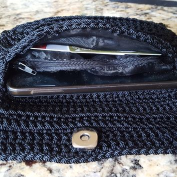 AG'S Crochet Change Purse's, wallets, cell phones holder