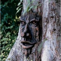 The Spirit of Nottingham Woods Tree Sculpture - DB33001                    - Design Toscano