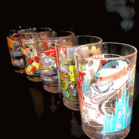 SOLD OUT....Disney 100 Year Glasses