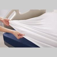 Bed Sheet, Fitted Flat & Draw Sheets, Hospital Bed Size | Standard Textile