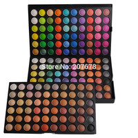 Unprecedented Discount!Pro 180 Color Eyeshadow Eye Shadow Makeup Make Up Palette Kit Free Shipping 2# 3 layer