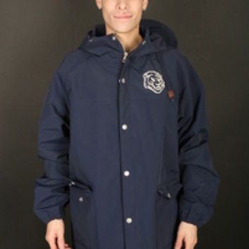 "Billionaire Boys Club ""Stadium"" Men's Jacket in Navy (B0012X04-410)"