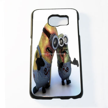 Zombie Minions Samsung Galaxy S6 and S6 Edge Case