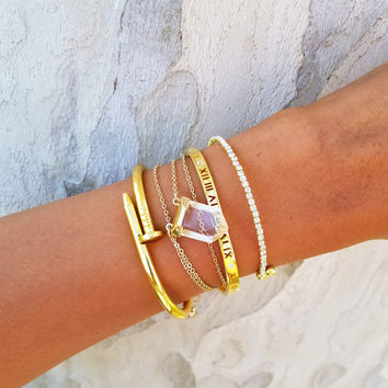 Margie Sparkle Stack