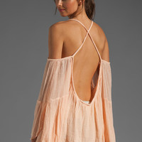 Jen's Pirate Booty Wildlife Drop Back Mini in Cool Peach from REVOLVEclothing.com