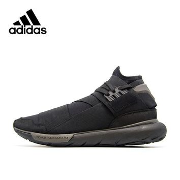 Original New Arrival Official Adidas Y-3 QASA HIGH Men's Breathable Running Shoes Sport Outdoor Sneakers Good Quality CP9854
