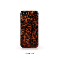 Tortoise shell - iPhone 5S Case