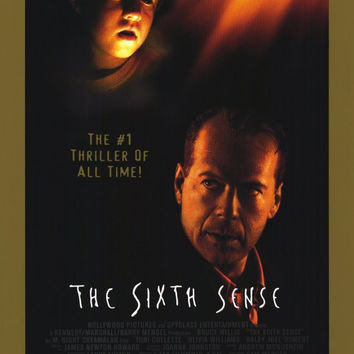 The Sixth Sense 11x17 Movie Poster (1999)