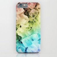 ICE CUBES iPhone & iPod Case by Ylenia Pizzetti | Society6