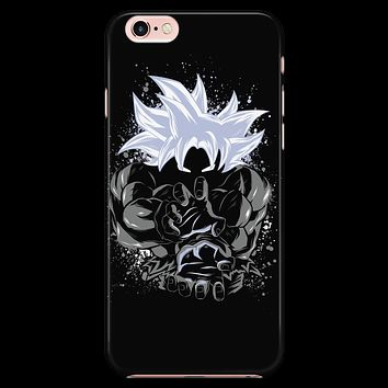 Super Saiyan Master Ultra Instinct Art Iphone 6/6s Phone Case  - TL01629PC