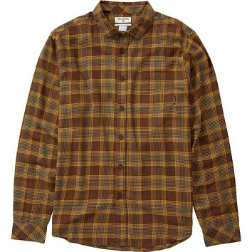Billabong Freemont Men's Flannel Shirt