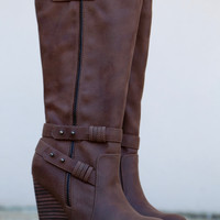 Kearney Boots By Very Volatile