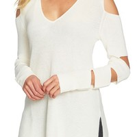1.STATE Cutout Sweater | Nordstrom