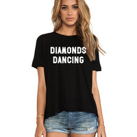 Diamonds Dancing T-Shirt