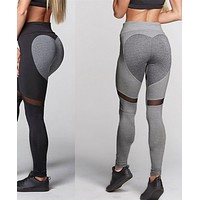 Women Heart-Shaped Leggings