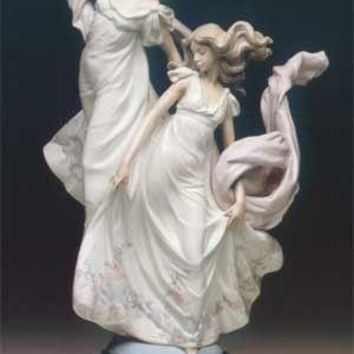 Lladro Allegory of Liberty Figurine 5819