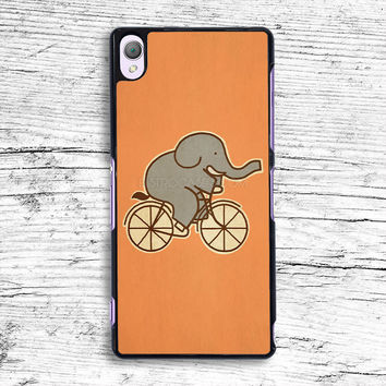 Elephant Cycle Sony Xperia Case, iPhone 4s 5s 5c 6s Plus Cases, iPod Touch 4 5 6 case, samsung case, HTC case, LG case, Nexus case, iPad cases