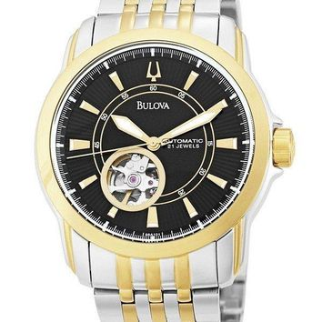 Bulova Automatic Self-Winding 98A101