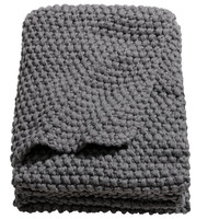 H&M - Moss-knit Throw