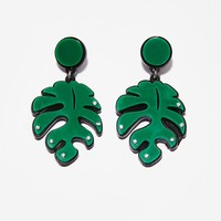 Leaf Me Alone Earrings