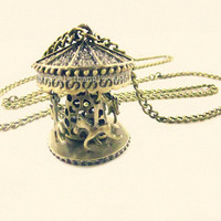 Jewelry chain necklace fashion necklace metal necklace women necklace girls necklace made of ancient lantern and chain  XL-2488