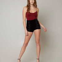 GUESS LUXE STRETCH SHORTS