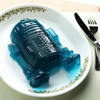 Kotobukiya Star Wars R2-D2 Silicone Ice Tray / Cake Mold: Deluxe (DX) Large