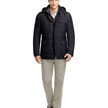 Military Coat - Brooks Brothers