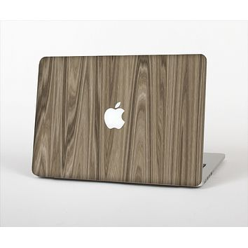 "The Beige Woodgrain Skin Set for the Apple MacBook Pro 15"" with Retina Display"