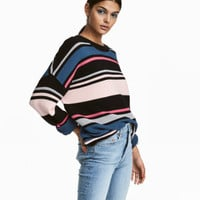 H&M Rib-knit Sweater $29.99