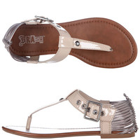 Womens - Brash - Women's Queen T-Strap Sandal - Payless Shoes