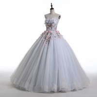 Flower Ball Gown Photography Wedding Dress Bridal Dress wedding dresses gown