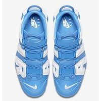 Nike Air More Uptempo casual fashion men and women sports shoes F