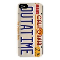 Outatime Back To The Future Iphone 5/5S Snap Case