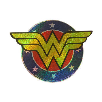 WONDER WOMAN Sticker | Stickers