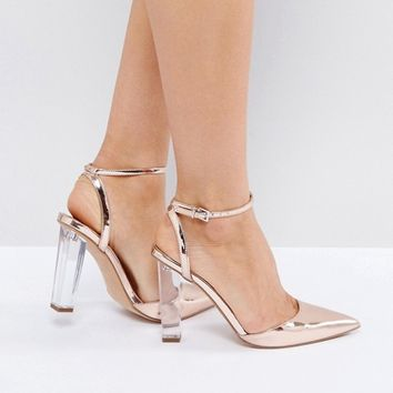 ASOS PAULO High Heels at asos.com
