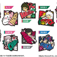 Super Danganronpa 2 - Trading Rubber Coaster 10Pack BOX[Takara Tomy A.R.T.S]