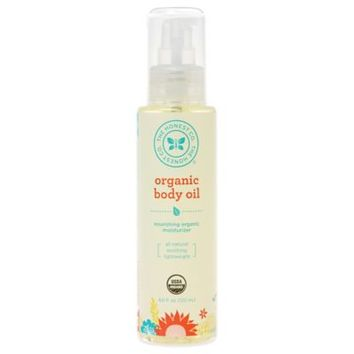 Honest 4-Ounce Organic Body Oil