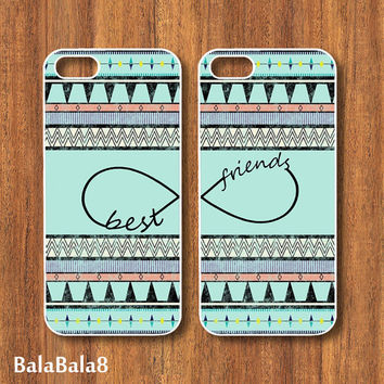Aztec Best Friends - iPhone  4 case, iphone 5 Case, iPod 4, iPod 5, Samsung Galaxy S3, Samsung Galaxy S4, note 2, Blackberry Q10 , z10 case