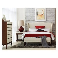 Mitchell Gold + Bob Williams Hughes Bedroom | Bloomingdale's