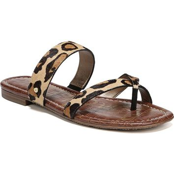 Sam Edelman Bernice Genuine Calf Hair Sandal (Women) | Nordstrom