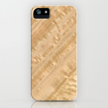 Eucalyptus Wood iPhone & iPod Case by Matt Borchert
